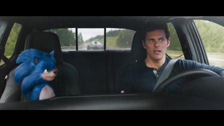 【电影预告娘】金·凯瑞饰演大反派? 《刺猬索尼克》发布首款预告片、索尼克超音速前进导致美国大停电