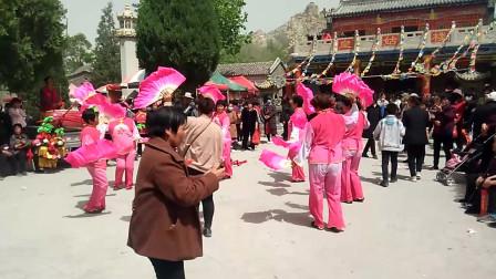 隆尧县庙会 (扭秧歌)4
