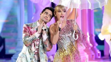 √2019公告牌音乐奖,Taylor Swift表演现场版ME!