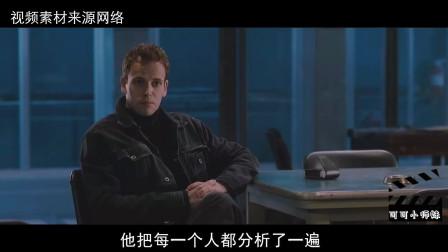 经典悬疑电影《八面埋伏》,重重陷阱早已安排,你怎么活着出去?