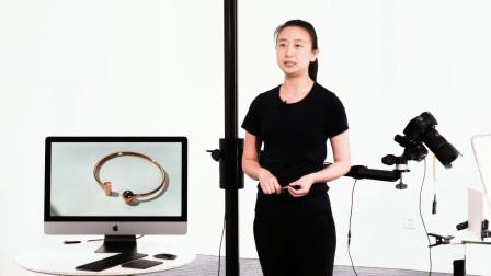 《啊摄影》珠宝首饰产品摄影中联机拍摄的优势与建议