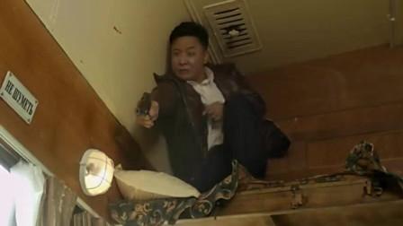 黑土热血:隔着木板就射击,高手反应好快,精彩