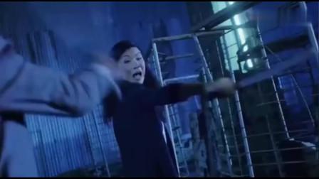 乌鸦张耀扬《怒吼狂花》精彩打斗, 与二女展开一段离奇搏