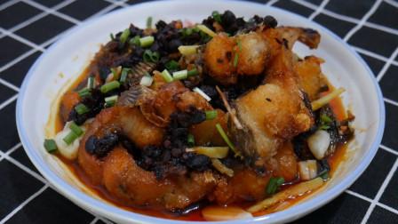 这才是油炸鱼最好吃的做法,开胃下饭,家人都喜欢
