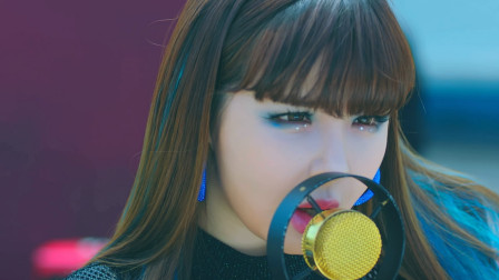 朴春携MAMAMOO辉人合作曲MV首播,被天后歌声秒杀,却奇葩理由禁播