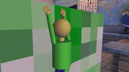 我的世界动画-怪物学院-微型巴迪-KRIK KRIK