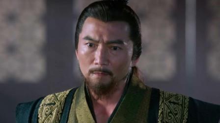 小娥被纣王捉住,杨戬欲带走苏妲己
