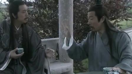 此人帮朱元璋除掉小明王,自觉会被灭口,找刘伯温出招救他