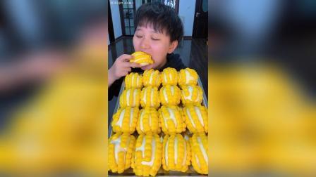 玉米馒头做法