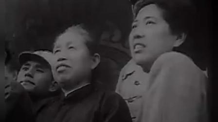 1949珍贵的阅兵影像重要的历史瞬间