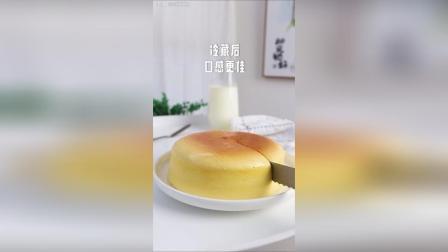 完美不开裂口感绵密的轻乳酪蛋糕秘密在这里