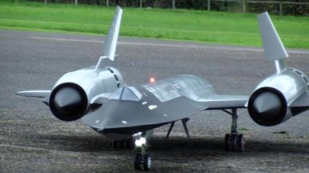 RC遥控YF12战斗机