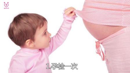辣妈育儿集:孕妇前三个月要注意什么?
