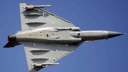 绝对军视 印度研制隐身版光辉战机,未来将造500架