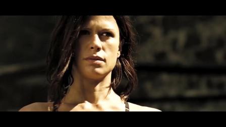 末日侵袭一个瘦小女子被捉去和中世纪武士决斗