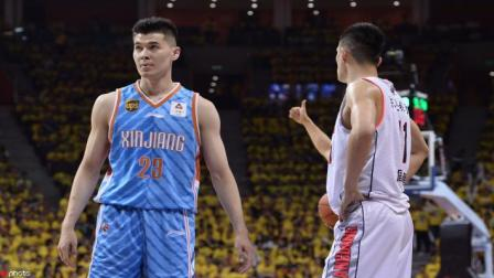 CBA总决赛 新疆VS广东-花式 第4场