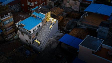 广州夫妻买下27㎡危房,花40万改成毛坯房,一扇窗都没有!