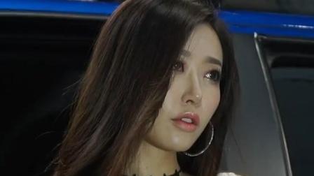 170908-10 2017 Automotive Week 韩国美女模特 车模 오하루(吴哈渌)(3