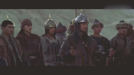 影视:游牧战神!葛尔丹大军西征哈萨克汗国,万千骑兵冲锋真壮观