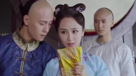 姑娘和皇上真是默契,连攻击的姿势都一样,未婚夫看笑了