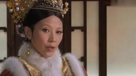 甄嬛得宠,皇上便不再理安陵容,皇后让她多亲近甄嬛