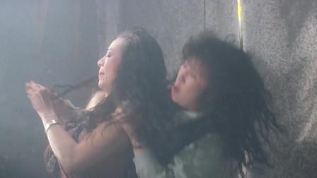 《僵尸福星仔》两位美女夺钻石,完全不顾僵尸还在,我僵尸不要面子?