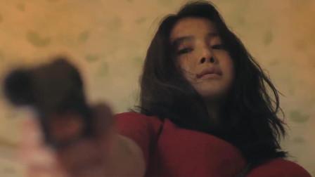 真实黑暗的韩国罪电影,智力缺陷的妹妹受到伤害,姐姐独自复仇