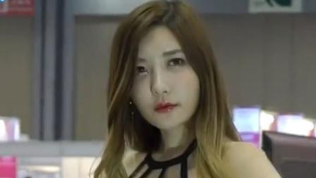 2017 Automotive Week 韩国美女模特 车模 徐多仁(2