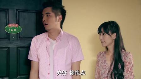 爱情公寓:墙都不扶只服曾小贤,就连唱歌的声音都很贱