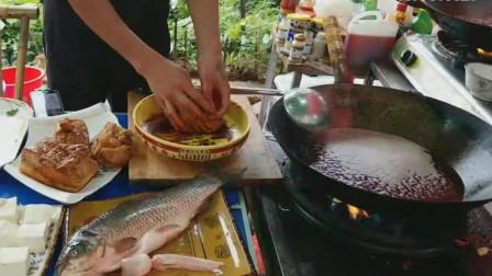 做梅菜扣肉,先期肉要怎么做才好吃?小哥教你(一)
