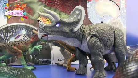 恐龙玩具大赏:带有装甲的恐龙背甲龙