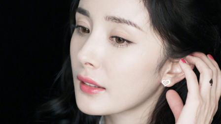 杨幂15岁女模特旧照被扒,没有浓妆和700张面膜,这颜值我跪了!