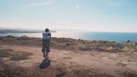 唯美清新骑行短片,聆听自然的旋律