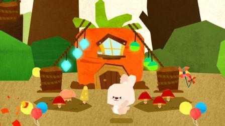 小浩宇带你玩宝宝巴士 宝宝巴士之房屋设计师 妙妙为小兔子建造一个萝卜屋