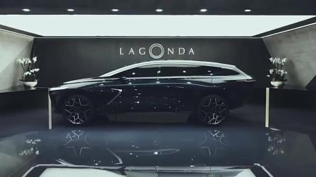 拉共达超豪华SUV来了!无B柱设计,科幻已达极限,车标极具诱惑力