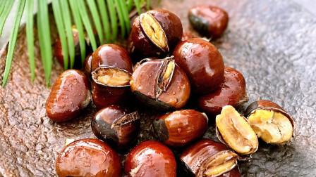 板栗不只是零食,这样吃不仅能强身健体,还能防治三高