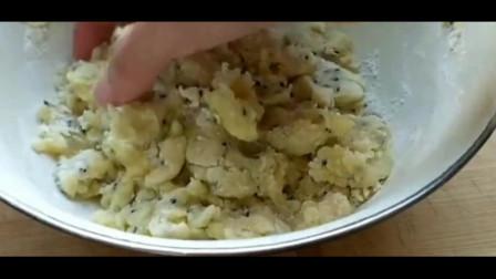 桃酥饼干最简单的做法,不用烤箱,香酥可口,一看就会,先收藏了