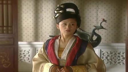 大明宫词:公主拜见母亲,发现心上人成了母亲男宠!公主惊啦!