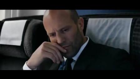 《怒火攻心3 重生》预告, 杰斯斯坦森重出江湖, 让人期待的一部电影