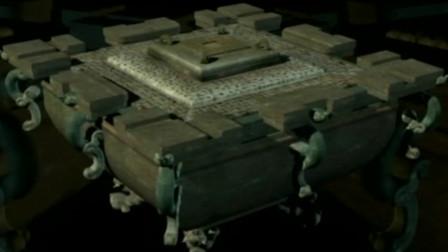 """上世纪一古墓中,出土文物15000多件,其中一件堪称""""惊世之作"""""""