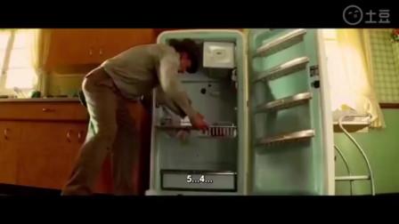 在核爆炸中, 一个冰箱救了他的命