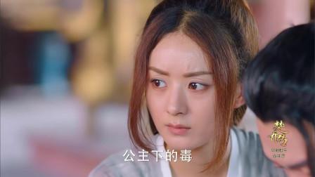 《楚乔传》  燕洵旧伤复发,众人担心不已