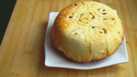 奶香面包做法, 层层暄软又香甜, 比外面买好吃