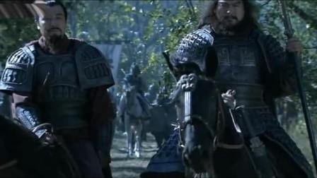 曹操后悔给兵马刘备出征,命张辽召回刘备,不料刘备早已不听令