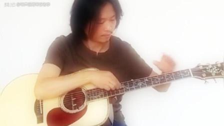 吉他独奏《传奇》老李