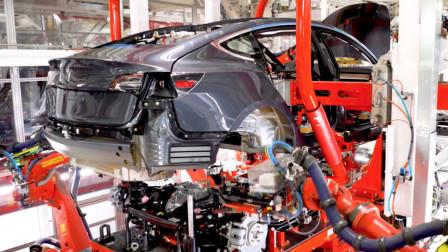 机器森林!你的特斯拉汽车就是这么造出来的