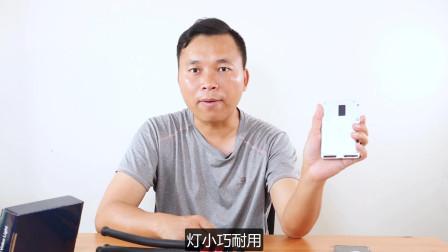 广州摄影网胡寒数码产品评测:爱微图一款卡片大小超薄的LED手机摄影补光灯开箱
