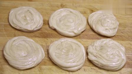 最正宗的手抓饼做法,自己做成本几毛钱,冷藏保存一个月都不坏