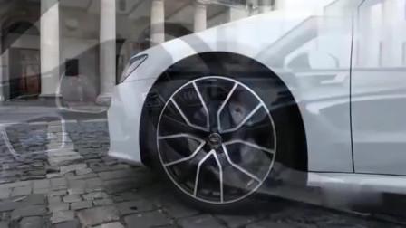 奥迪汽车把所有最好看的灯具都给了它!实拍2019款奥迪A7!