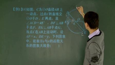 初中数学:代数几何的综合知识点讲解,考试重点,学会考试不丢分